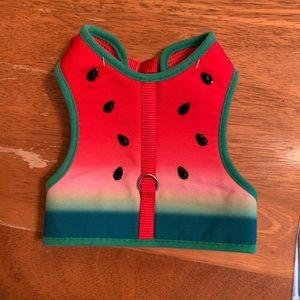 Watermelon Doggie Harness